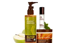 Desert Essence personal care products - 25% off & FS till 12/31