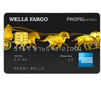 Wells Fargo World Propel Comes With A $500 Cash Bonus ($700 In Travel) 3k Spend In 3 Months Required