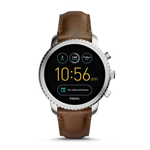 Google Wear Fossil Watches $149