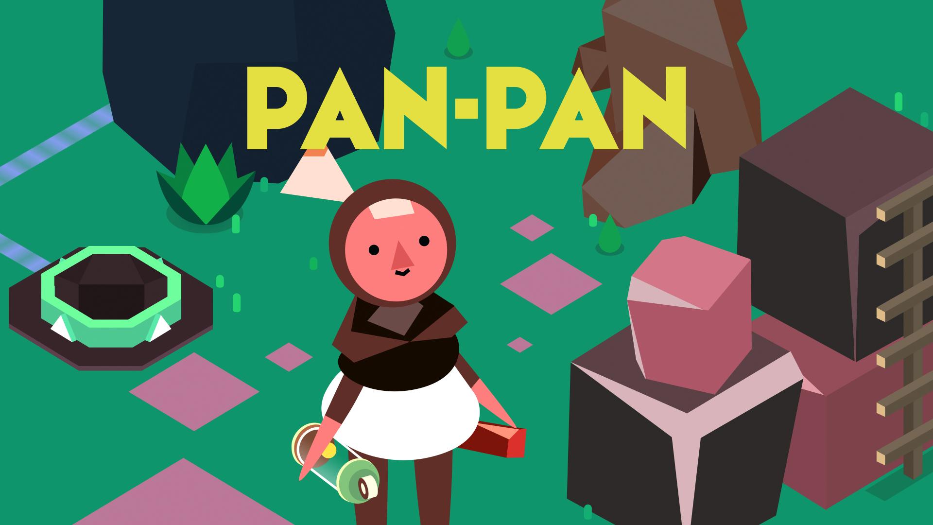 Pan-Pan - Nintendo Switch Digital Download $1
