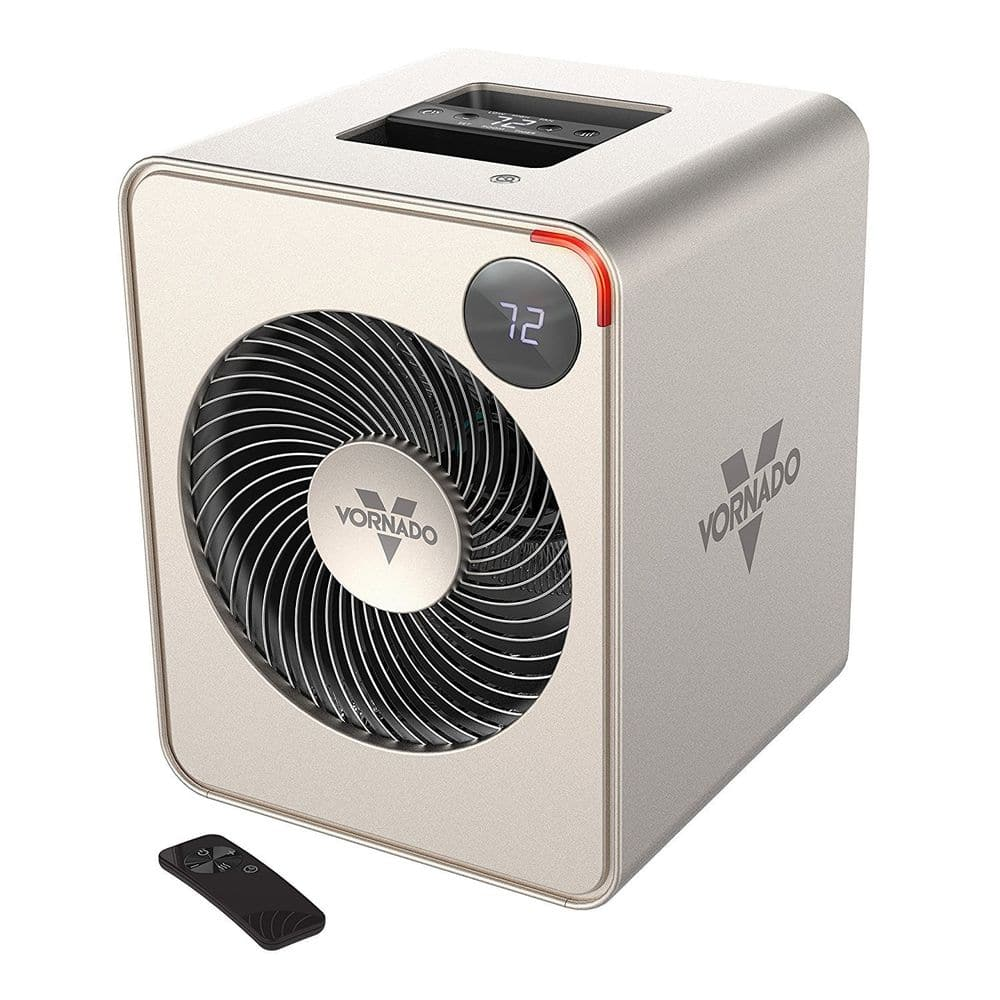 Vornado 1500 Watt Whole Room Metal Cool Touch Heater w Auto Climate VMH500 $72 -eBay