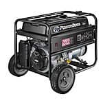 PowerBoss 5250 Watt Gas Powered Portable Generator with Briggs and Stratton Engine and 10-inch Wheel Kit - $520 + 10% discount for new Overstock.com members.