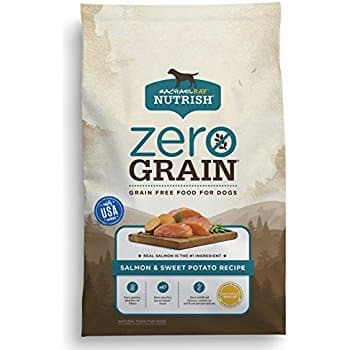 Rachael Ray Nutrish Zero Grain Natural 23lbs. or 28lbs. Dry Dog Food, Grain Free $33