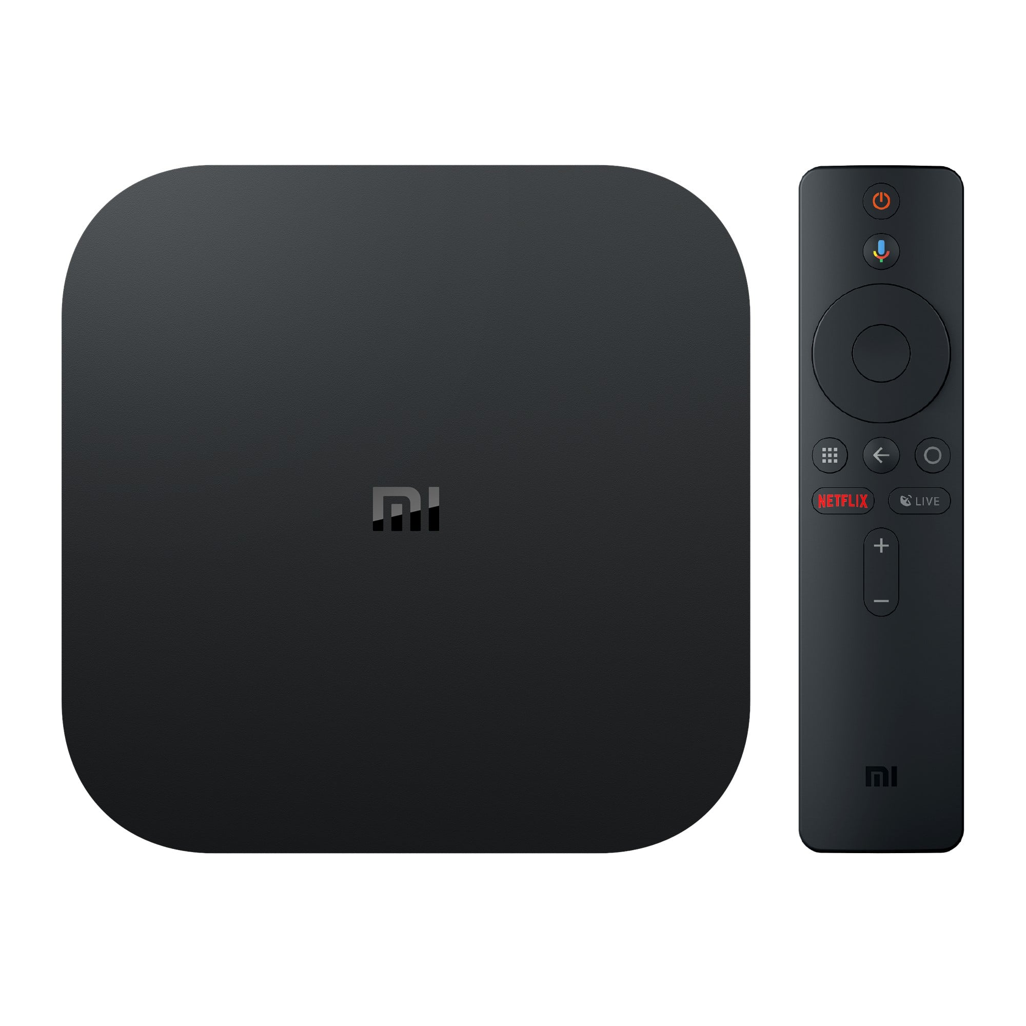 Xiaomi Mi Box S 4K HDR Android TV Streaming Media Player