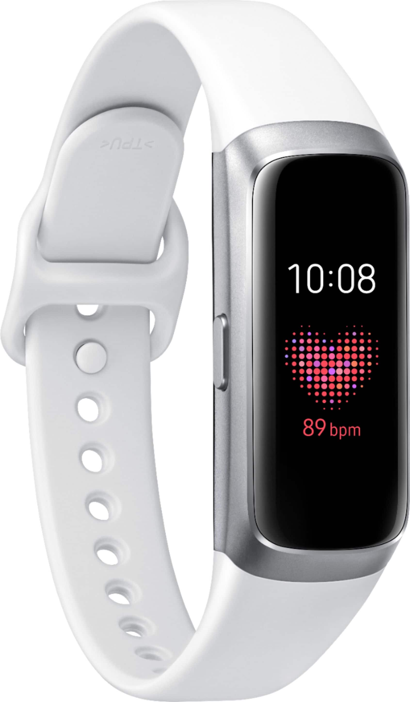 Samsung - Galaxy Fit Activity Tracker + Heart Rate $50