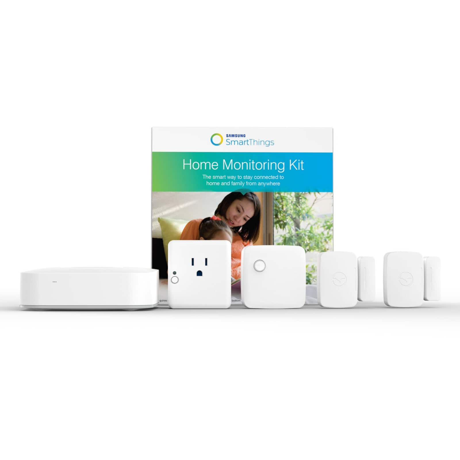 Samsung SmartThings Home Monitoring Kit - $199