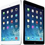 16GB Apple iPad Air Wi-Fi + Verizon 4G LTE (Silver or Gray)  $300 + Free Shipping