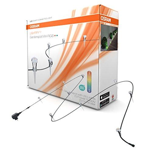 OSRAM 9 Light LED Landscape Lighting Set - $54.42 Amazon