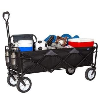 Mac Sports Extended Folding Wagon (back in stock) - $88