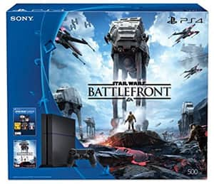 PS4 Star Wars Bundle for $255 or $243 plus free shipping + tax at Target.com or in store