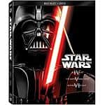 $59.99 Star Wars: The Original Trilogy - A New Hope / The Empire Strikes Back / Return Of The Jedi (Blu-ray + DVD) (Widescreen)  - $34.96