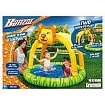 $24.99 Banzai Shade 'N Sun Lion Inflatable Swimming Pool - $12.48 Shipped (when you spend $25+)