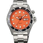 UPDATE -- Orient Orange Ray Automatic Watch - $117.45 (or $93.96 AC) @ amazon