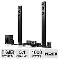 TigerDirect Deal: REFURBISHED: Panasonic SC-BTT466 Blu-Ray Home Theater System - 5.1 Channels, 3D Blu-Ray Player, WiFi-Ready, Dolby TrueHD $150 AR (or less) w/Free shipping @ TigerDirect.com