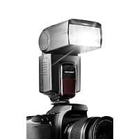 Amazon Deal: Neewer TT560 Flash Speedlite for SLR Cameras/Digital Cameras with single-contact Hot Shoe $27.50 AC @ New Harbor via amazon (prime elig)