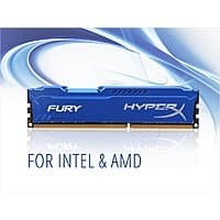 NeweggFlash Deal: HyperX FURY 8GB 240-Pin DDR3 SDRAM DDR3 1866 Desktop Memory $38.99 (or less w/10% edu) w/FS; Crucial 8GB 204-Pin DDR3L 1600 Laptop Memory $35.99 w/FS @ newegg & neweggflash
