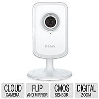TigerDirect Deal: D-Link Network Cloud Camera - Wireless Camera, Wi-Fi Extender, H.264 Video Compression, PCM Audio support (Day Mode) - DCS-931L $29.99 w/FS (SR eligible) @ TigerDirect.com