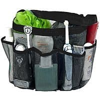 Amazon Deal: Attmu Shower Caddy, Quick Dry Shower Tote Bag, Bath Organizer $6.39 AC @ Attmu Grp via amazon (prime eligible)