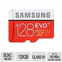 TigerDirect Deal: Samsung 128GB MicroSDXC EVO+ Flash Card - With Adapter, Up To 80MB/s Transfer Speed, Class 10, UHS-I - MB-MC128DA/AM $59.99 w/FS @ TigerDirect.com