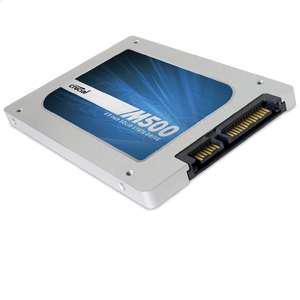 """SSD Deals: Crucial M500 Series 960GB SSD - 2.5"""" $279.99 AR w/FS (SR Elig) @ TigerDirect.com"""