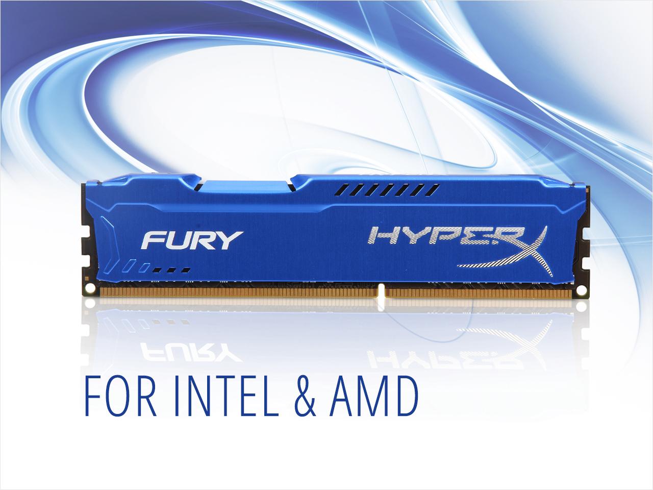 HyperX FURY 8GB 240-Pin DDR3 SDRAM DDR3 1866 Desktop Memory $38.99 (or less w/10% edu) w/FS; Crucial 8GB 204-Pin DDR3L 1600 Laptop Memory $35.99 w/FS @ newegg & neweggflash