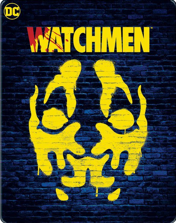 Watchmen (HBO Series), Steelbook Edition - Blu-ray with digital copy $25 w/curbside pickup at Best Buy