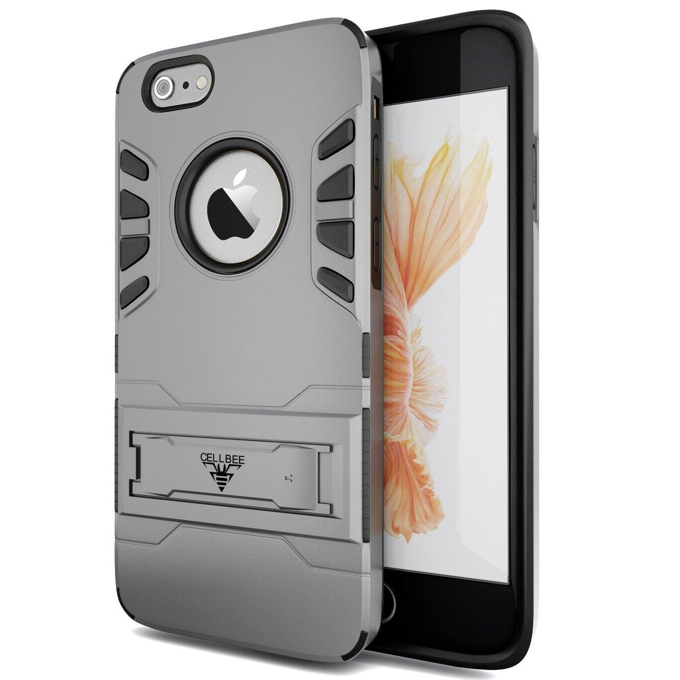 60% OFF iPhone 6s Heavy Duty Case+Holster Combo ONLY $4.99 AC @Amazon Prime FS