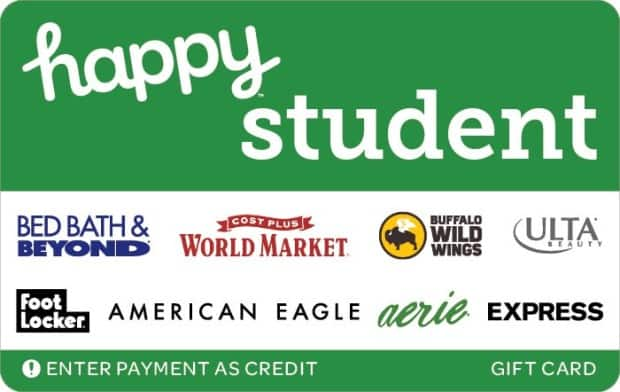 Kroger Gift Cards, $10 Bonus on Select Happy $50 Gift Cards + 4X fuel points
