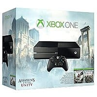 Xbox One Assassin's Creed Unity Bundle with Second Controller $  349 + Free Shipping