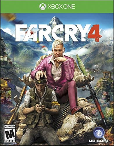 Far Cry 4 (Xbox one) @ Amazon - $15