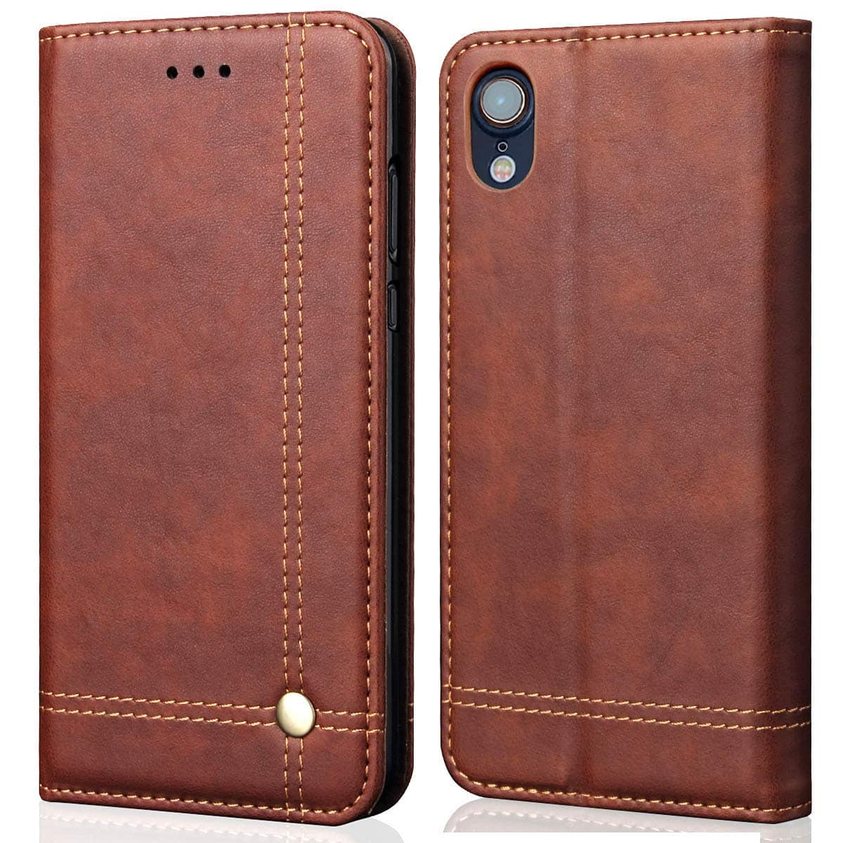 new product be925 eddea iPhone XR Ultra thin Wallet Case @ Amazon ~70% off AC w/ Free Prime ...
