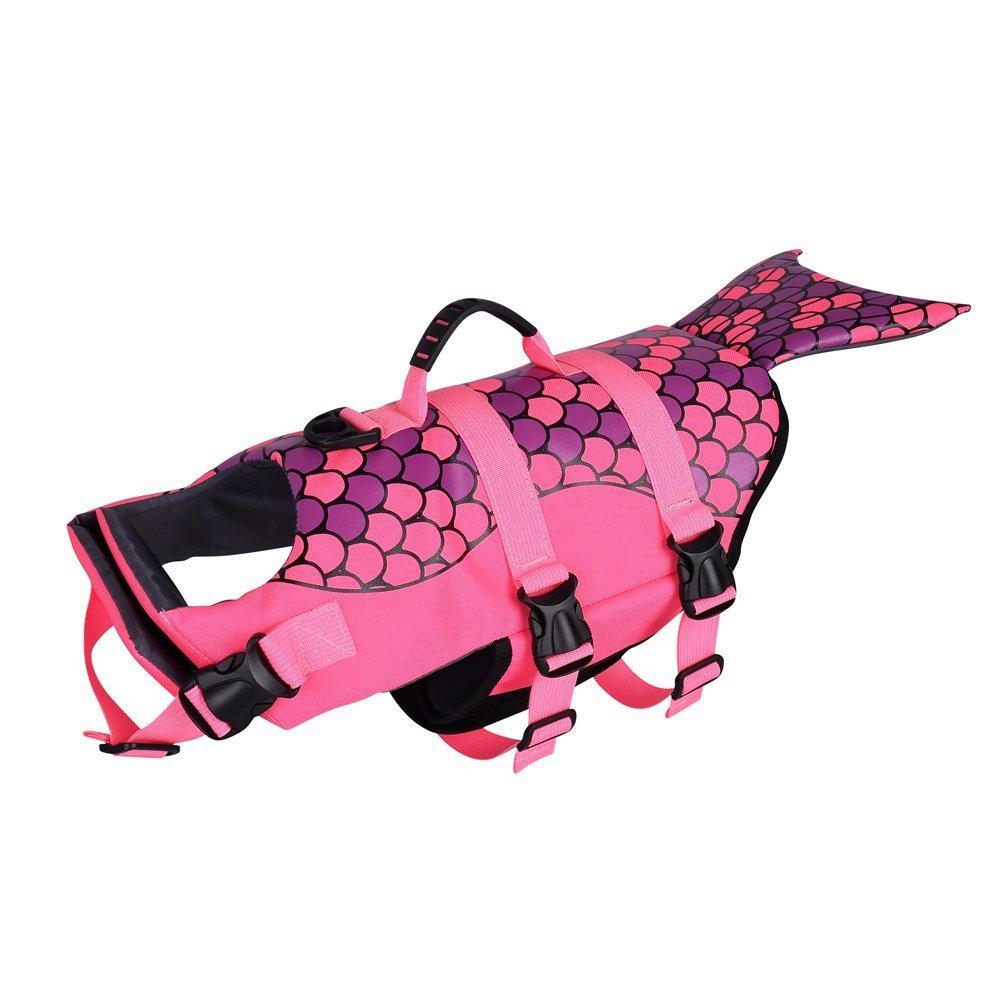 Petacc Dog Life Jacket Pet Floatation Vest @ Amazon 50% off AC / Free Prime Shipping $9.99