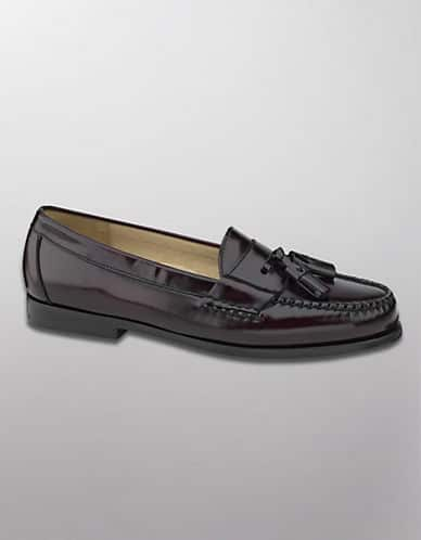 Cole Haan Pinch Penny Loafer in Burgundy @ Lord & Taylor $55.30