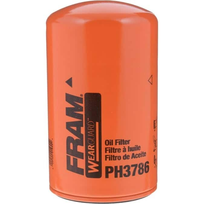 All FRAM Oil filters 3.98 at lowes - $3.98