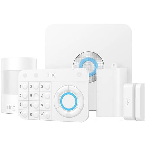 Ring 5 piece alarm kit @ B&H $139