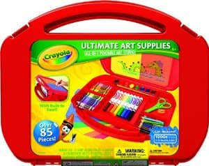 Crayola Ultimate Art Case with Easel - $9.68 & FREE Shipping - [Amazon.com]