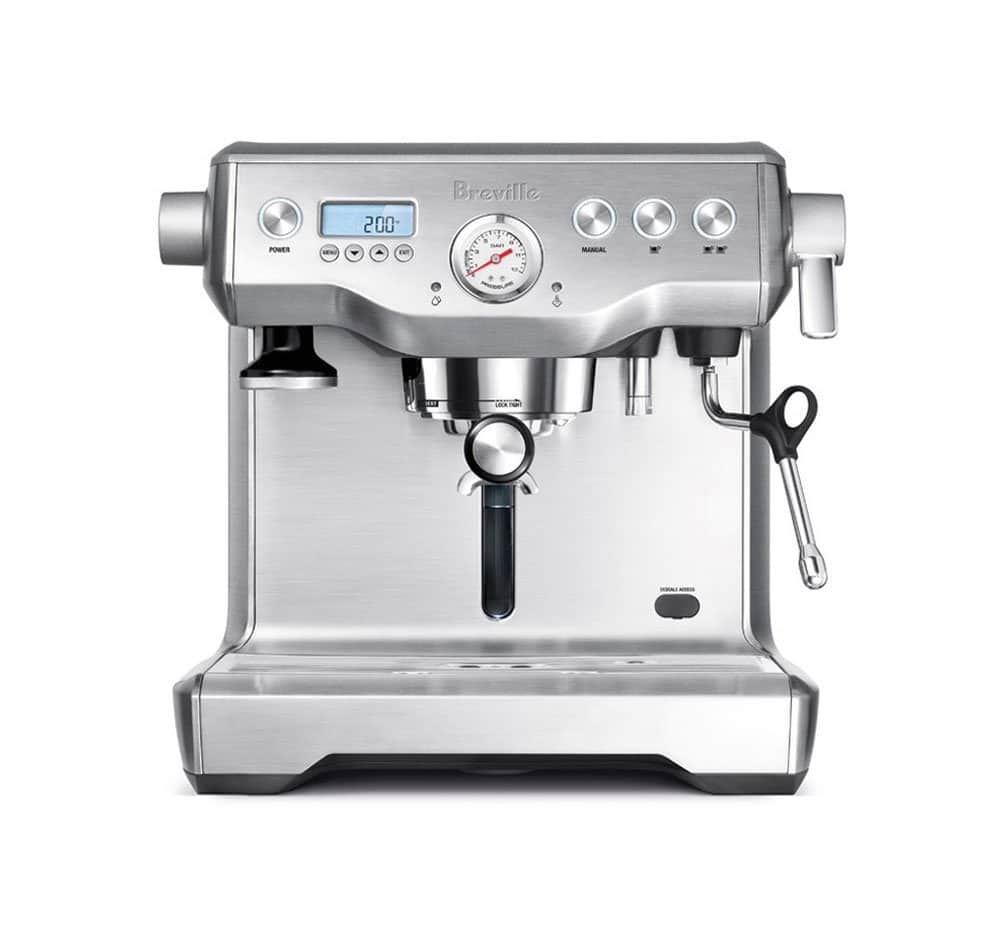 amazon Breville BES920XL Dual Boiler Espresso Machine $925.40