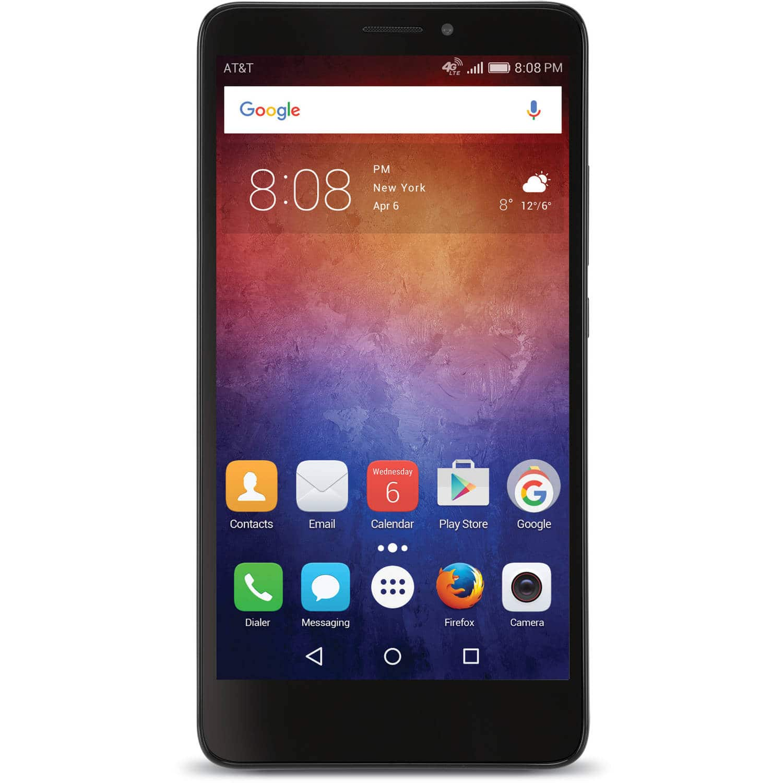 Walmart ATT Huawei Ascend XT GoPhone Prepaid Smartphone 4900
