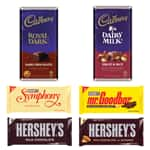 Free XL Candy Bar (17 flavors including Hersheys and Cadburys) at Ralphs exp. 06/22/2015 (FB)