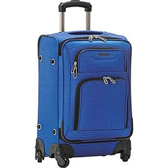 "eBags Journey Spinner Luggage - 22"" carry-on $35.99,  25"" $44.99, set $71.99 + Free Standard Shipping"
