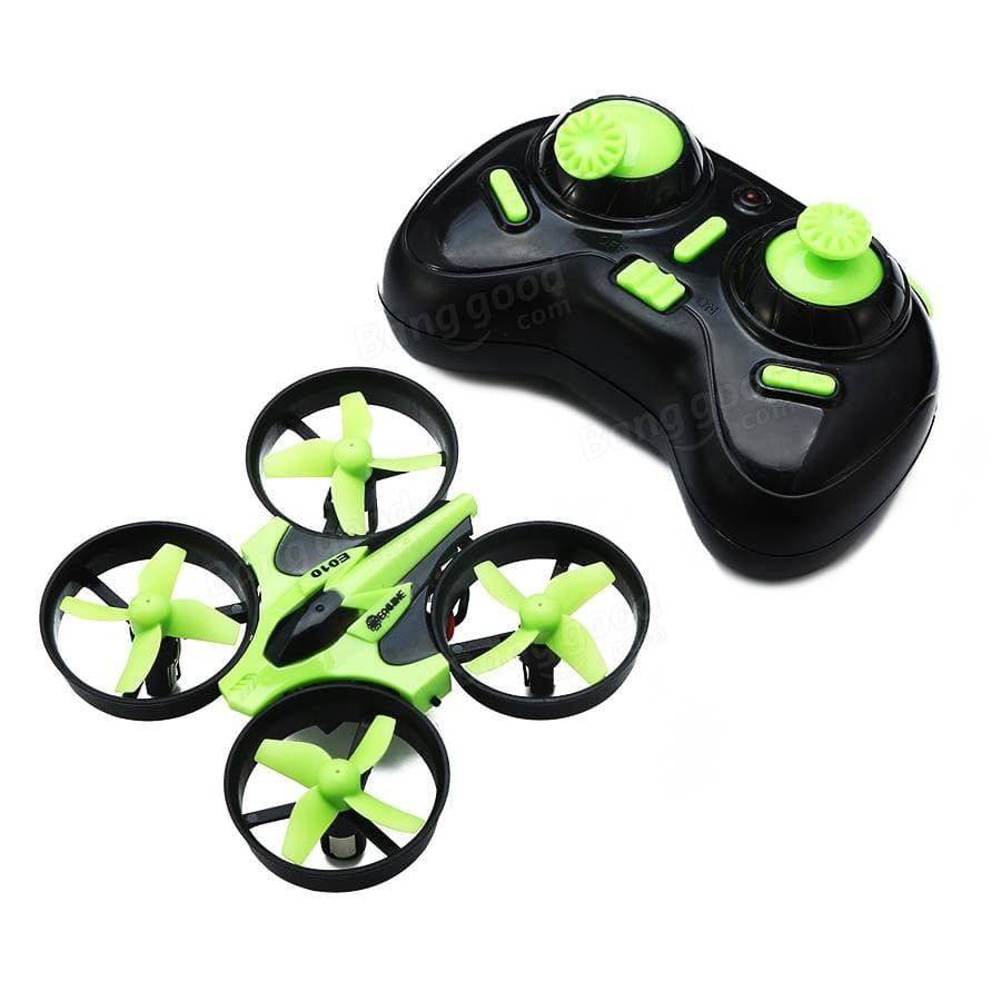 urlhasbeenblocked E010 Mini 2.4G 4CH 6 Axis RC Quadcopter - $10.99 at banggood.com