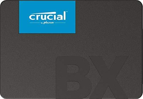 Amazon flash sale: Crucial BX500 2TB 3D NAND SATA 2.5-Inch Internal SSD $171.99