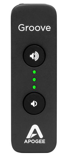 Apogee Groove USB/DAC Headphone Amplifier $179.97 FS