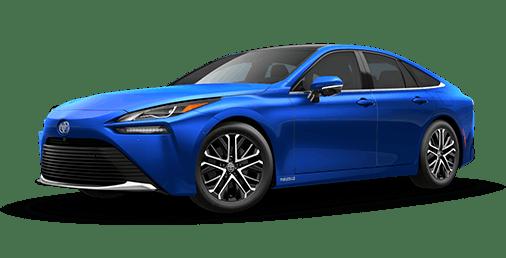 Select LA/SF Dealers: 2021 Toyota Mirai Hydrogen Fuel Cell Car + $15k Fuel Card $25,000 after Tax Credits & Incentives (Select Locations) $25000
