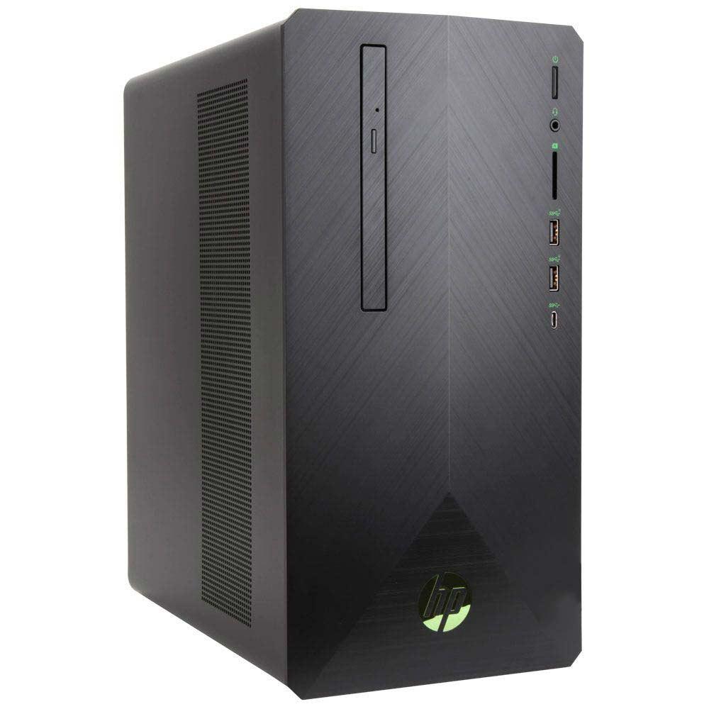 HP Pavilion Gaming Desktop AMD Ryzen 7 1700 Processor 3.0GHz; AMD Radeon RX 550 4GB GDDR5; 16GB DDR4-2666 RAM; 1TB HDD $569.99