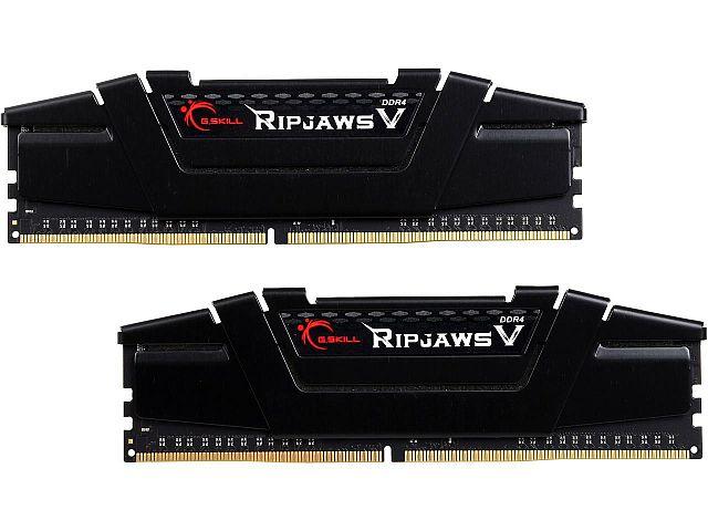 G.SKILL Ripjaws V Series 16GB DDR4 3200 CAS 14 - $148