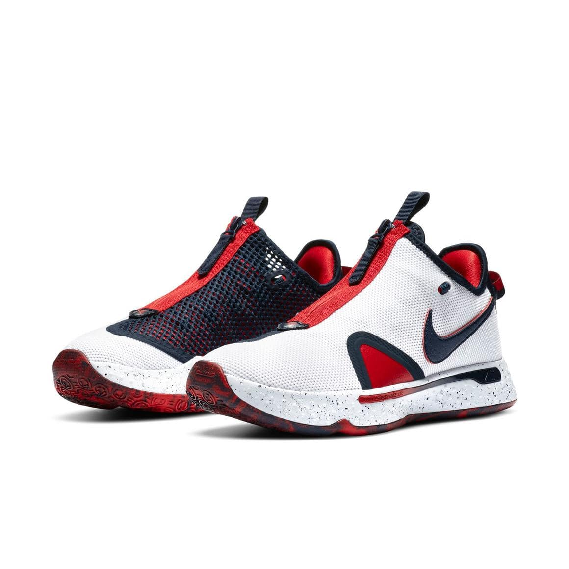 $56 + 7 Shipping Nike PG4 Peter George Basketball Shoes (another color for $53 + free shipping)