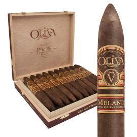 Oliva Serie V Melanio- Robusto- 10ct Box + Lighter + Ashtray + Keychain + Free Shipping $57.99 - Holt's Cigar Co