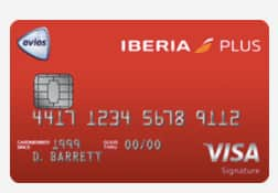 New Chase Iberia Credit Card - bonus of up to 75,000 Avios, $95 Annual Fee