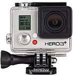 GoPro HERO3+ Silver Edition Camera Manufacturer Refurbished for $199.99